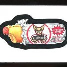2016 Topps MLB Wacky Packages  #72  El Paso Chihuahuas Hot Dog