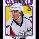 2016-17 OPC O-Pee-Chee Hockey  RETRO  #310  T.J. Oshie