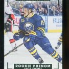 2015-16 Upper Deck Portfolio Hockey  Rookie Color Art  #323  Jack Eichel