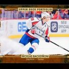 2015-16 Upper Deck Portfolio Hockey  Base  #108  Nicklas Backstrom