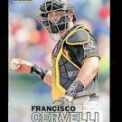 2016 Topps Baseball Stadium Club  #95  Francisco Cervelli