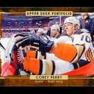 2015-16 Upper Deck Hockey Portfolio  #58  Corey Perry