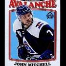 2016-17 OPC O-Pee-Chee Hockey  RETRO  #150  John Mitchell