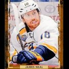 2015-16 Upper Deck Portfolio Hockey  Base  #27  James Neal