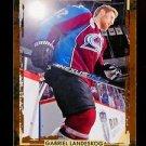 2015-16 Upper Deck Portfolio Hockey  Base  #85  Gabriel Landeskog