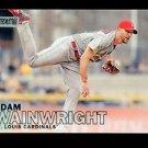 2016 Topps Baseball Stadium Club  #196  Adam Wainwright