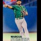 2016 Topps Baseball Stadium Club  #155  Marcus Semien