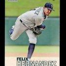 2016 Topps Baseball Stadium Club  #124  Felix Hernandez
