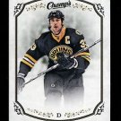 2015-16 Upper Deck Champs Hockey  Base card  #60  Zdeno Chara