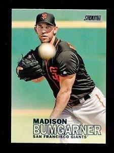 2016 Topps Baseball Stadium Club  #214  Madison Bumgarner