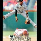 2016 Topps Baseball Stadium Club  #28  Dee Gordon