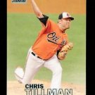 2016 Topps Baseball Stadium Club  #73  Chris Tillman