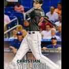 2016 Topps Baseball Stadium Club  #205  Christian Yelich