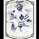2015-16 Upper Deck Champs Hockey  Base card  #147  Jonathan Bernier