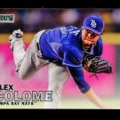 2016 Topps Baseball Stadium Club  #176  Alex Colome