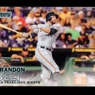 2016 Topps Baseball Stadium Club  #218  Brandon Belt