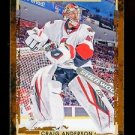 2015-16 Upper Deck Portfolio Hockey  Base  #151  Craig Anderson