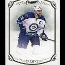 2015-16 Upper Deck Champs Hockey  Base card  #55  Andrew Ladd
