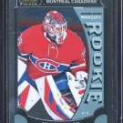 2015-16 OPC O-Pee-Chee Hockey Platinum Marquee Rookie  #M32  Mike Condon