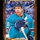 2015-16 Upper Deck Portfolio Hockey  Base  #122  Joe Pavelski
