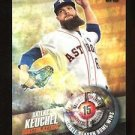2016 Topps Baseball Series 2  Record Setters  #RS-7  Dallas Keuchel