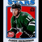 2016-17 OPC O-Pee-Chee Hockey  RETRO  #594  Jason Disckinson  RC