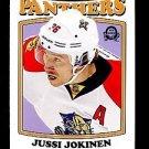 2016-17 OPC O-Pee-Chee Hockey  RETRO  #463  Jussi Jokinen