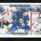 2015-16 Upper Deck Portfolio Hockey  Color Art  #284  Vladimir Tarasenko