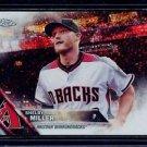 2016 Topps Baseball Chrome Update Target  #HMT34  Shelby Miller