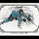 2015-16 Upper Deck Champs Hockey  Base card  #12  Joel Ward