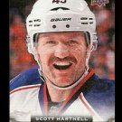2015-16 Upper Deck Hockey Series 1 UD Canvas  #C25  Scott Hartnell