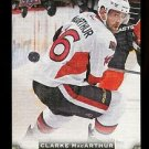 2015-16 Upper Deck Hockey Series 1 UD Canvas  #C62  Clarke MacArthur