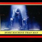2016 Topps Star Wars Rogue One Mission Briefing  #15  More Machine than Man
