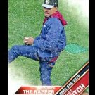 2016 Topps Baseball Update Series First Pitch  #FP-7  The Rapper