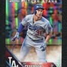 2016 Topps Baseball Chrome   Refractor  #58  Joc Pederson