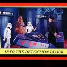 2016 Topps Star Wars Rogue One Mission Briefing  #38  Into the Detention Block
