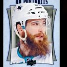2016-17 Upper Deck Hockey Series 1 UD Portraits  #P-42  Brent Burns