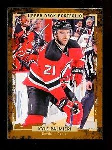 2015-16 Upper Deck Portfolio Hockey  Base  #44  Kyle Palmieri