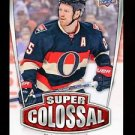 2016-17 Upper Deck Hockey Series 1 Super Colossal  #SC-5  Chris Neil