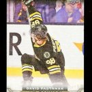 2015-16 Upper Deck Hockey Series 1 UD Canvas  #C9  David Pastrnak