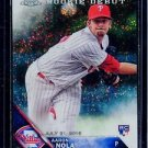 2016 Topps Baseball Chrome Update Target  #HMT48  Aaron Nola