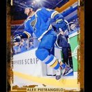 2015-16 Upper Deck Portfolio Hockey  Base  #155  Alex Pietrangelo