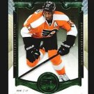 2015-16 Upper Deck Artifacts Hockey  Emerald  #22  Wayne Simmonds  87/99