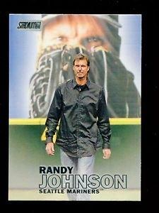 2016 Topps Baseball Stadium Club  #171  Randy Johnson