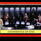 2016 Topps Star Wars Rogue One Mission Briefing  #29  Conference of Evil