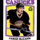 2016-17 OPC O-Pee-Chee Hockey  RETRO  #528  Jared McCann