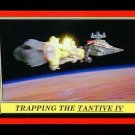 2016 Topps Star Wars Rogue One Mission Briefing  #21  Trapping the Tantive IV