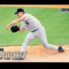 2016 Topps Baseball Stadium Club  #143  Jim Abbott