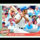 2017 Topps Heritage Baseball Flashbacks  #BF-BW  Billy Williams