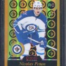 2015-16 OPC O-Pee-Chee Hockey Platinum GOLD Rainbow #R98  Nicolas Petan  107/149